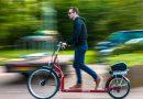 Walking Electric Bike-Lopifit
