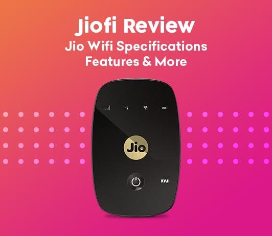 top coolest JioFi facts